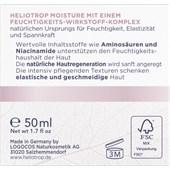Heliotrop - Moisture - Feuchtigkeitscreme