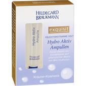 Hildegard Braukmann - Exquisit - Hydro Active Ampoules