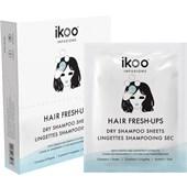 ikoo - Infusions - Hair Fresh-Ups Dry Shampoo Sheets