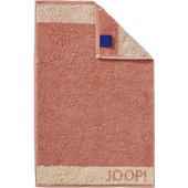 JOOP! - Breeze Doubleface - Toalla de invitados Copper