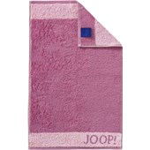 JOOP! - Breeze Doubleface - Rose Guest Towel