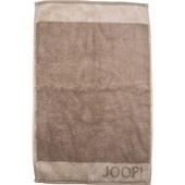 JOOP! - Breeze Doubleface - Toalha de visitas pedra
