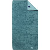 JOOP! - Classic Doubleface - Brusebadshåndklæde Turkis