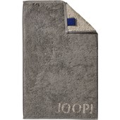 JOOP! - Classic Doubleface - Graphite guest towel
