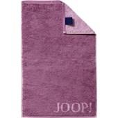 JOOP! - Classic Doubleface - Gæstehåndklæde Magnolie