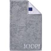 JOOP! - Classic Doubleface - Gastendoekje zilver