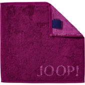 JOOP! - Classic Doubleface - Waslapje cassis