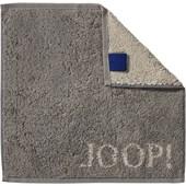 JOOP! - Classic Doubleface - Mini asciugamano grafite