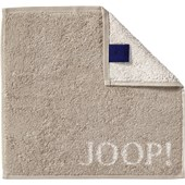 JOOP! - Classic Doubleface - Serviette de visage Sable