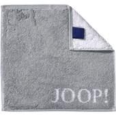 JOOP! - Classic Doubleface - Silver face cloth