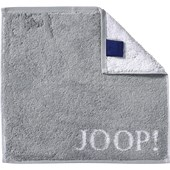 JOOP! - Classic Doubleface - Seiflappen Silber