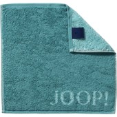 Joop - Bath towels - Turquoise face cloth