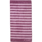 JOOP! - Classic Stripes - Duschtuch Magnolie
