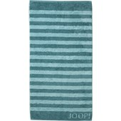JOOP! - Classic Stripes - Turquoise bath towel