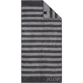 JOOP! - Classic Stripes - Handtuch Anthrazit