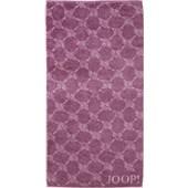 JOOP! - Cornflower - Douchehanddoek magnolia