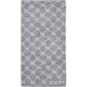 JOOP! - Cornflower - Asciugamano per la doccia colore argento