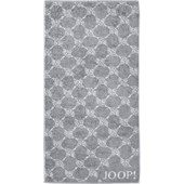 JOOP! - Cornflower - Brusebadshåndklæde Sølv