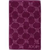 JOOP! - Cornflower - Gästetuch Cassis