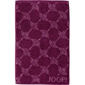 JOOP! - Cornflower - Serviette d'invité Cassis