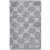 JOOP! - Cornflower - Silver guest towel