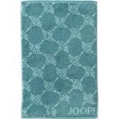 JOOP! - Cornflower - Serviette d'invité Turquoise