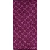 JOOP! - Cornflower - Handdoek cassis