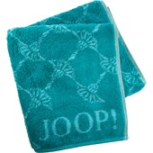 JOOP! - Cornflower - Toalla de mano turquesa