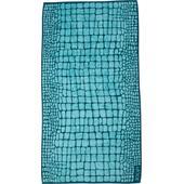 JOOP! - Gala - Brusebadshåndklæde Croco Lagune