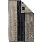 JOOP! - Lines - Guest towel Anthracite