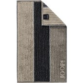 JOOP! - Lines - Gæstehåndklæde Grafit