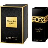 Jesus del Pozo - The Nights Collection - Tabacco Wood Nights Eau de Parfum Spray