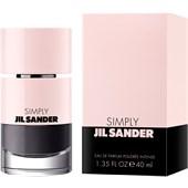 Jil Sander - Simply Eau Poudree Intense - Eau de Parfum Spray