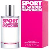 Jil Sander - Sport For Women - Eau de Toilette Spray