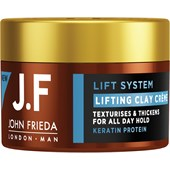 John Frieda - Man - Lift System Lifting Clay Crème