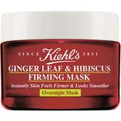 Kiehl's - Peelingy a masky - Ginger Leaf & Hibiscus Overnight Firming Mask