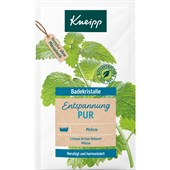 "Kneipp - Badekrystaller & badesalte - Badekrystaller ""Entspannung Pur"" Ren afslapning"