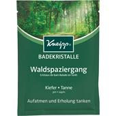 Kneipp - Badekristalle & Badesalze - Badekristalle Waldspaziergang