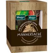 """Kneipp - Duschpflege - Gavesæt """"Männersache"""" Mandeting"""