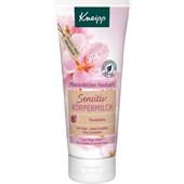 Kneipp - Péče o tělo - Tělové mléko pro jemnou pleť s mandlovým květem
