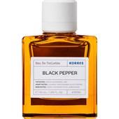 Korres - Collection - Black Pepper Eau de Toilette Spray