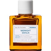 Korres - Collection - Midnight Dahlia Eau de Toilette Spray