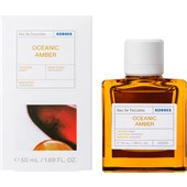 Korres - Collection - Oceanic Amber Eau de Toilette Spray