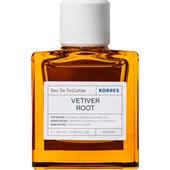 Korres - Collection - Vetiver Root Eau de Toilette Spray