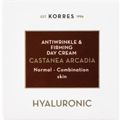 Korres - Hyaluronic - Antiwrinkle & Firming Day Cream Normal - Combination Skin