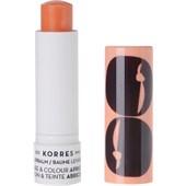 Korres - Lippenpflege - Care & Color Lip Balm