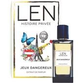 LEN Fragrance - Histoire Privée - Jeux Dangereux Extrait de Parfum