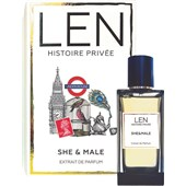 LEN Fragrance - Histoire Privée - She & Male Extrait de Parfum