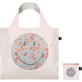 LOQI - Taschen - Tasche Smiley Transparent