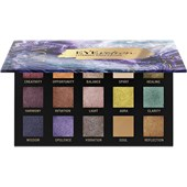 L.O.V - Augen - Extented Vibes Edition Eyevotion Palette